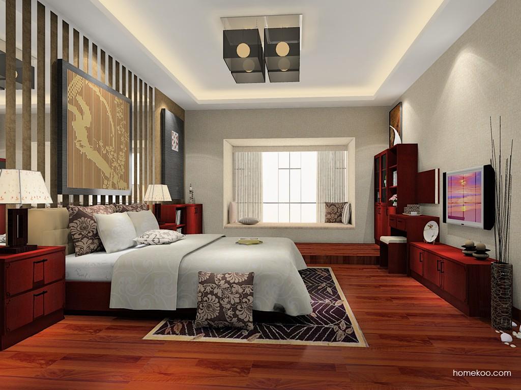 中国韵卧房家具A15522
