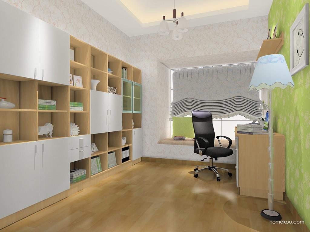 新实用主义书房家具C15265