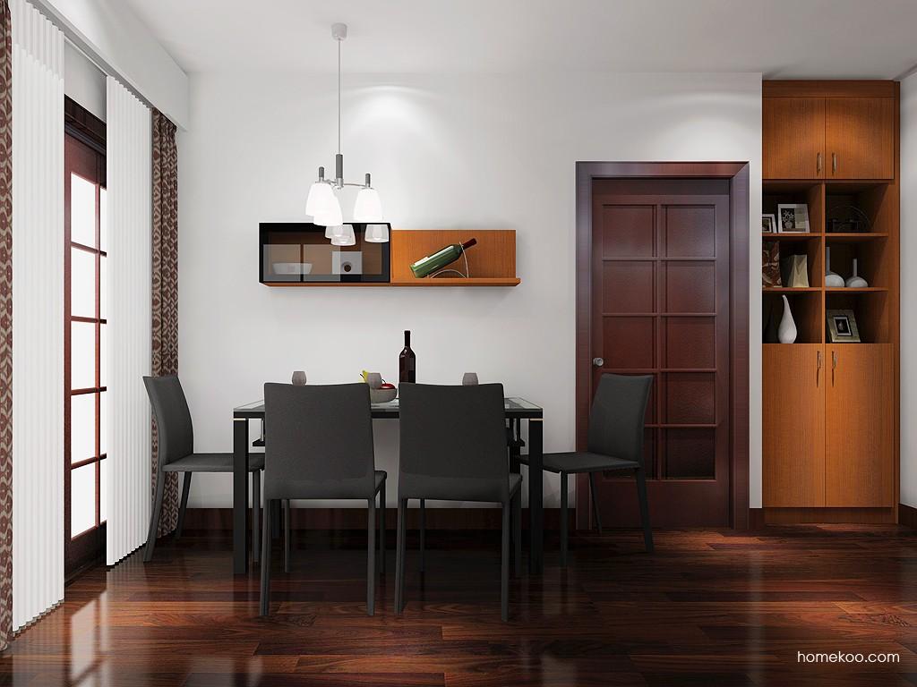 芭堤雅餐厅家具E11381