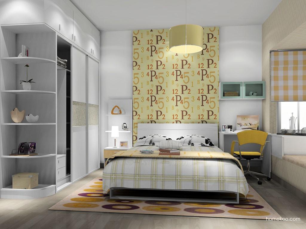 新实用主义卧房家具A15555