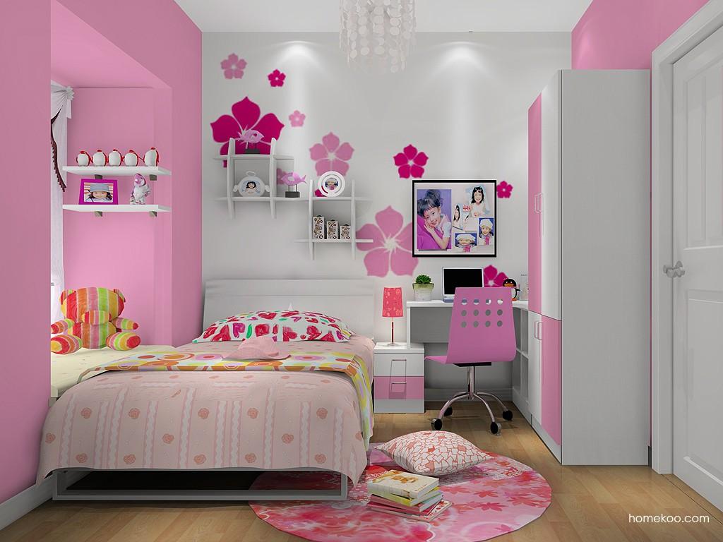 女孩的梦青少年房B15581