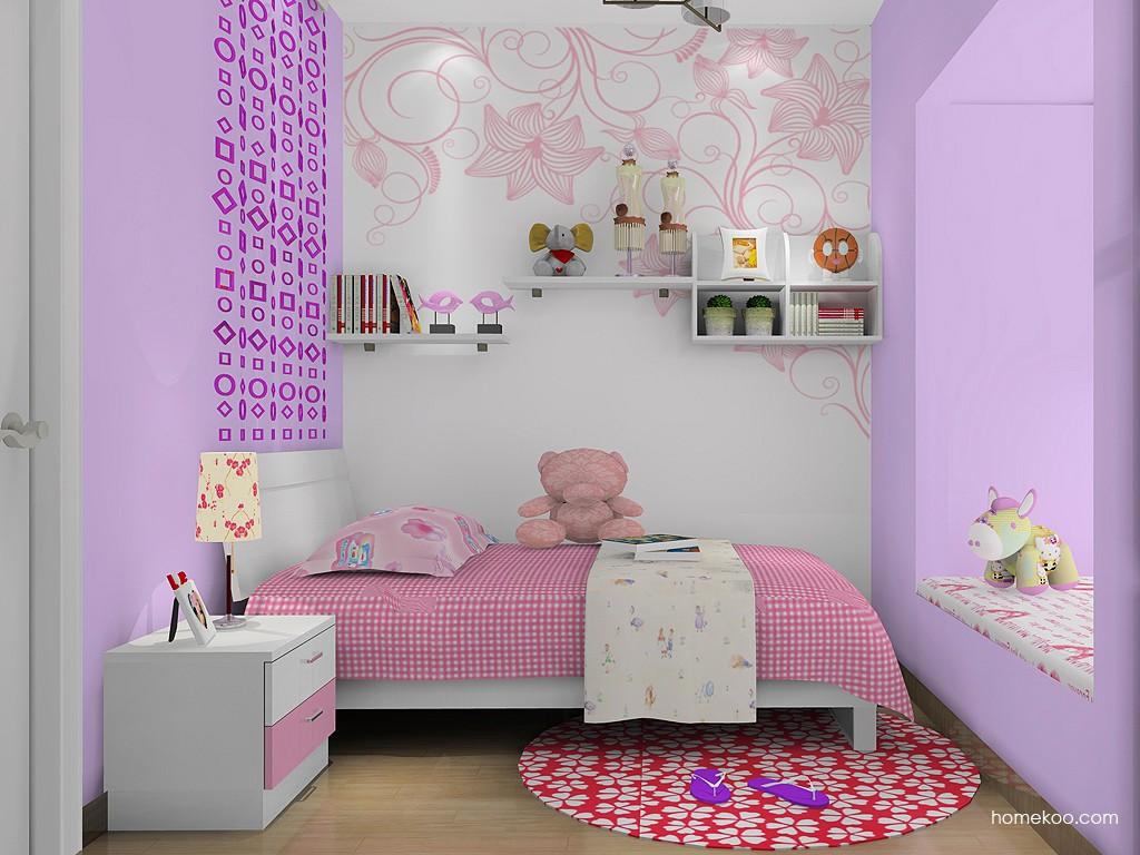 女孩的梦青少年房B15700
