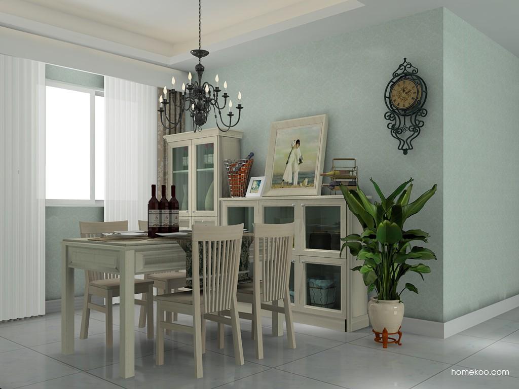 英伦印象餐厅家具E11465