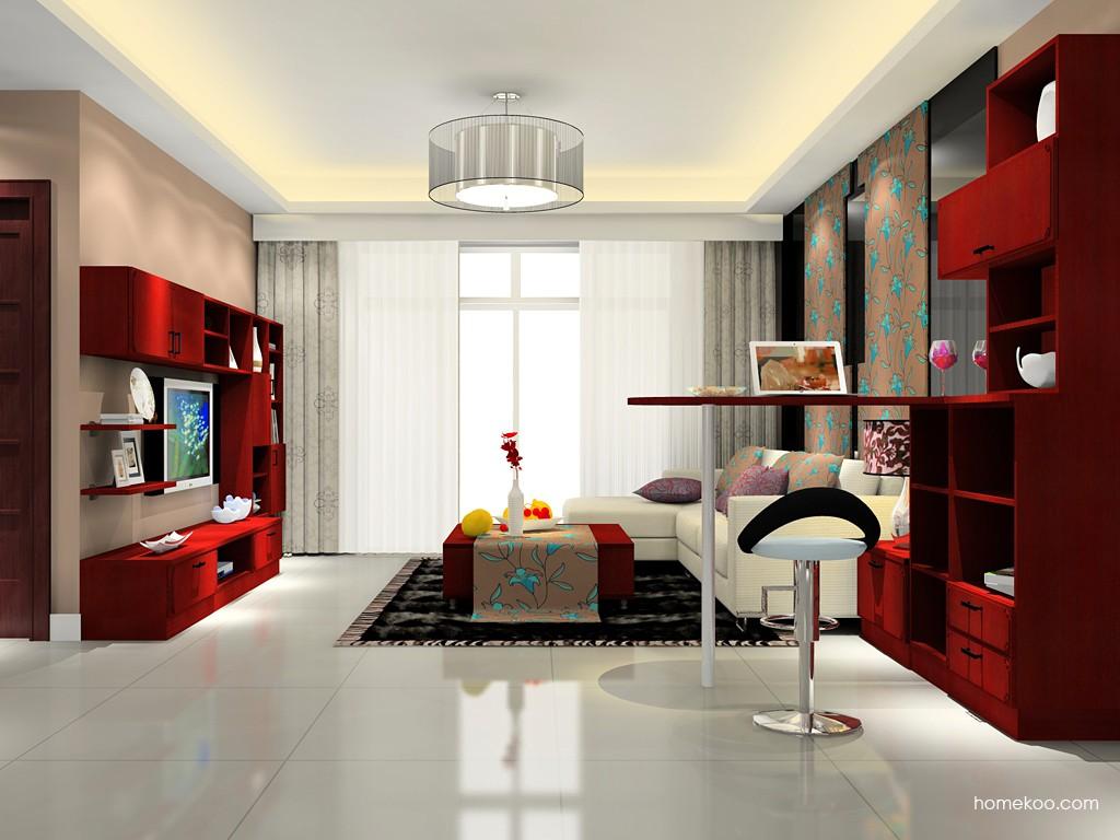 中国韵客厅家具D15523