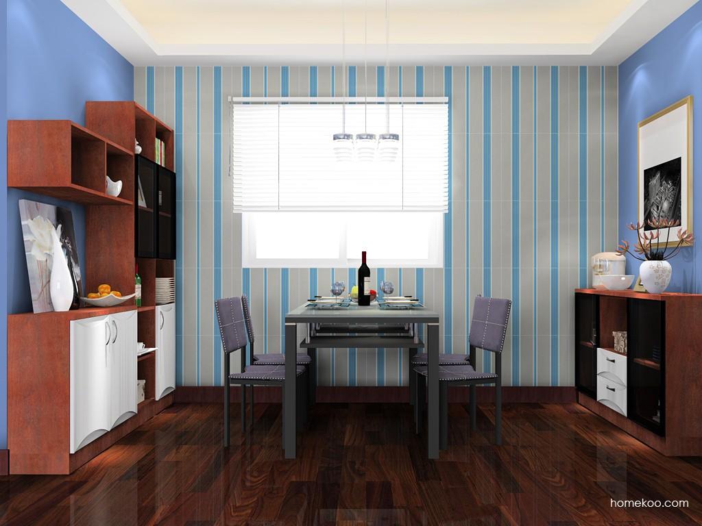 挪威月色餐厅家具E14648