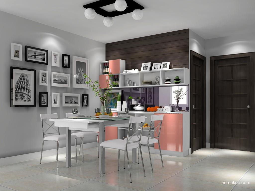 浪漫主义餐厅家具E14736