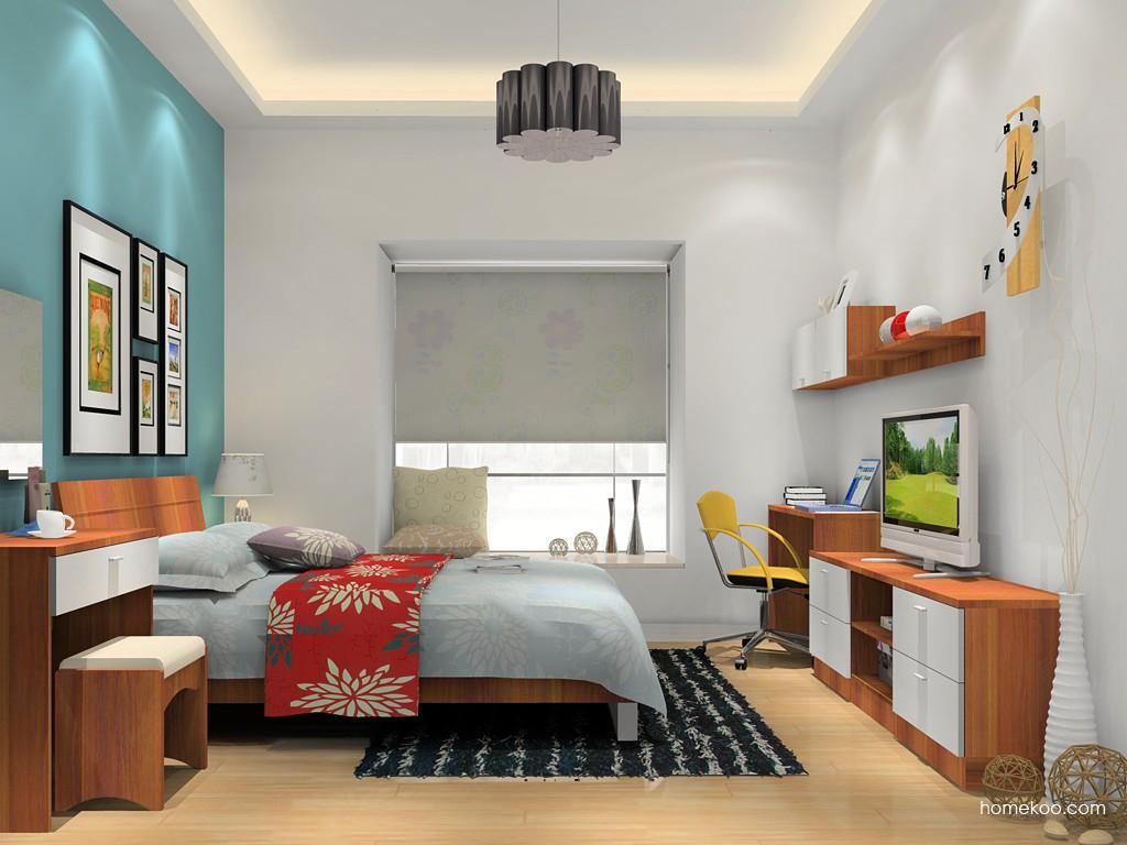 新实用主义卧房家具A15752