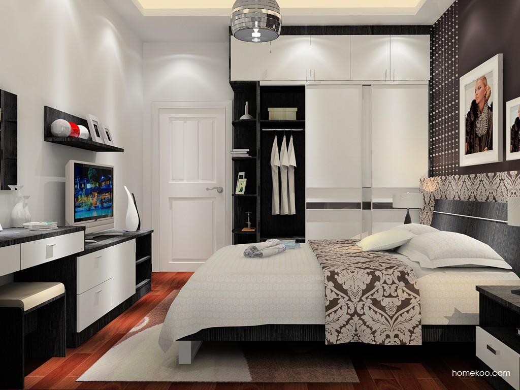 简约主义卧房家具A15783