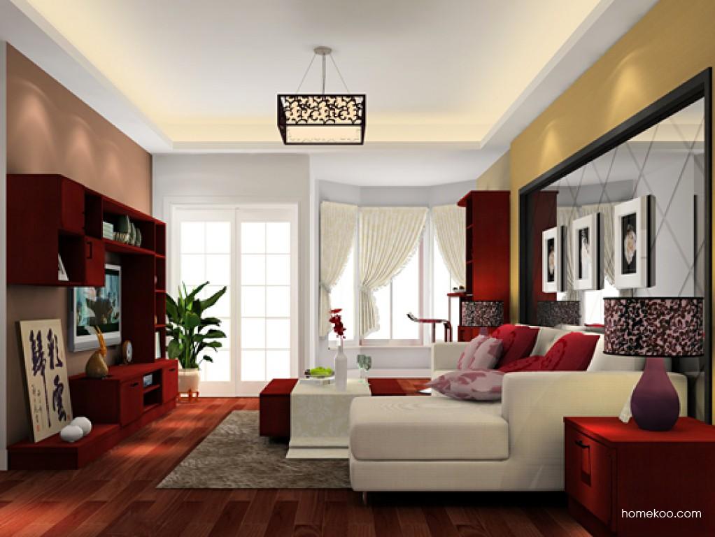 中国韵客厅家具D15632