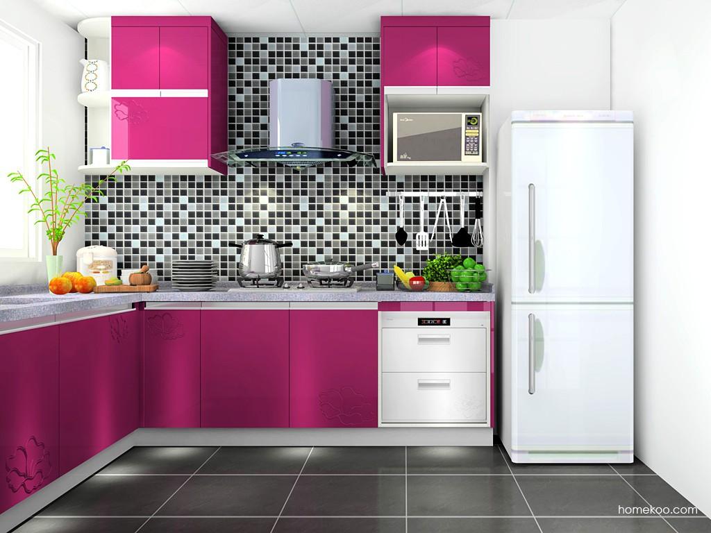 紫晶魅影橱柜F14536
