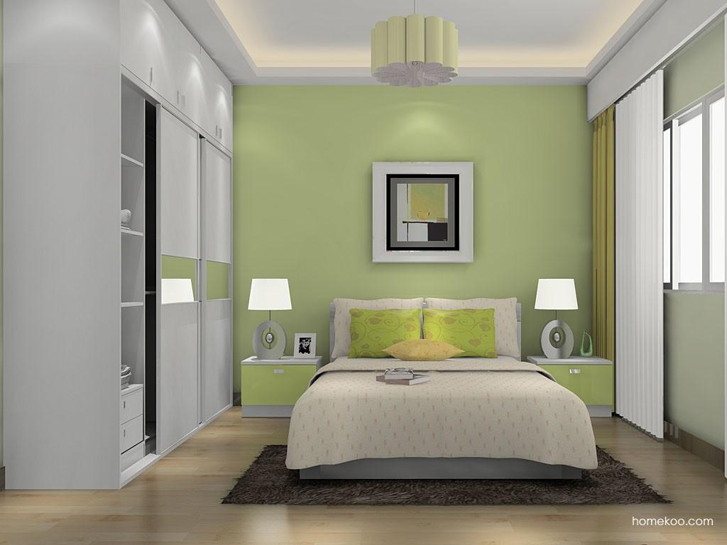 浪漫主义卧房家具A16069