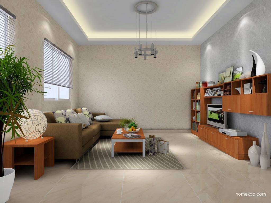 新实用主义客厅家具D1144