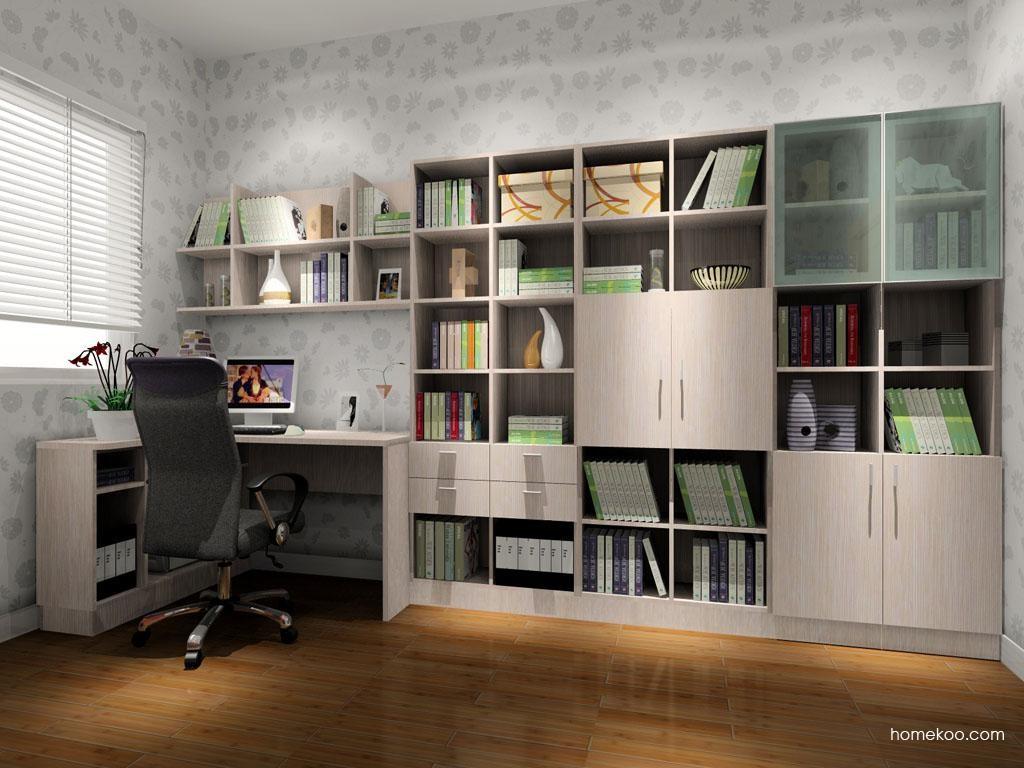 新实用主义书房家具C4014
