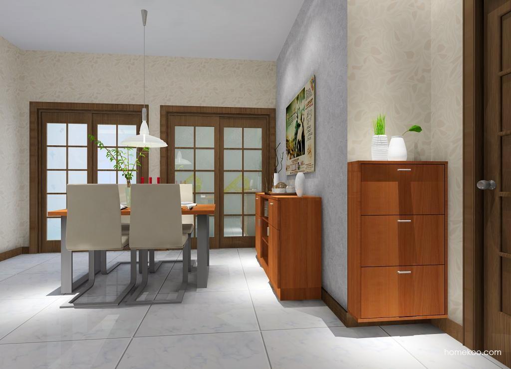 新实用主义餐厅家具E1390