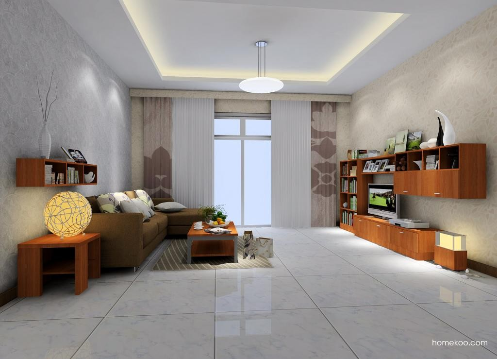 新实用主义客厅家具D1163