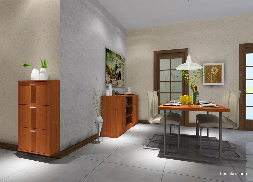 新实用主义餐厅家具E1391