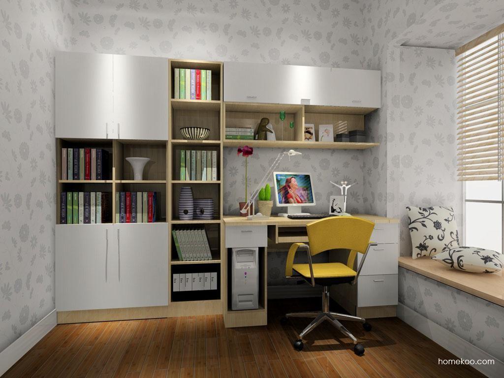 新实用主义书房家具C4032
