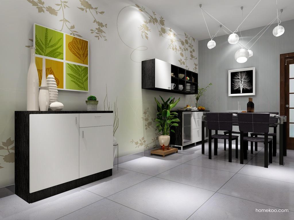 简约主义餐厅家具E1385