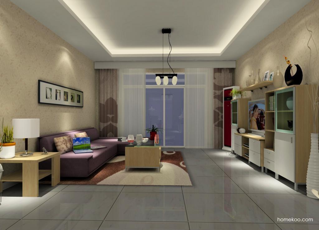 新实用主义客厅家具D1169