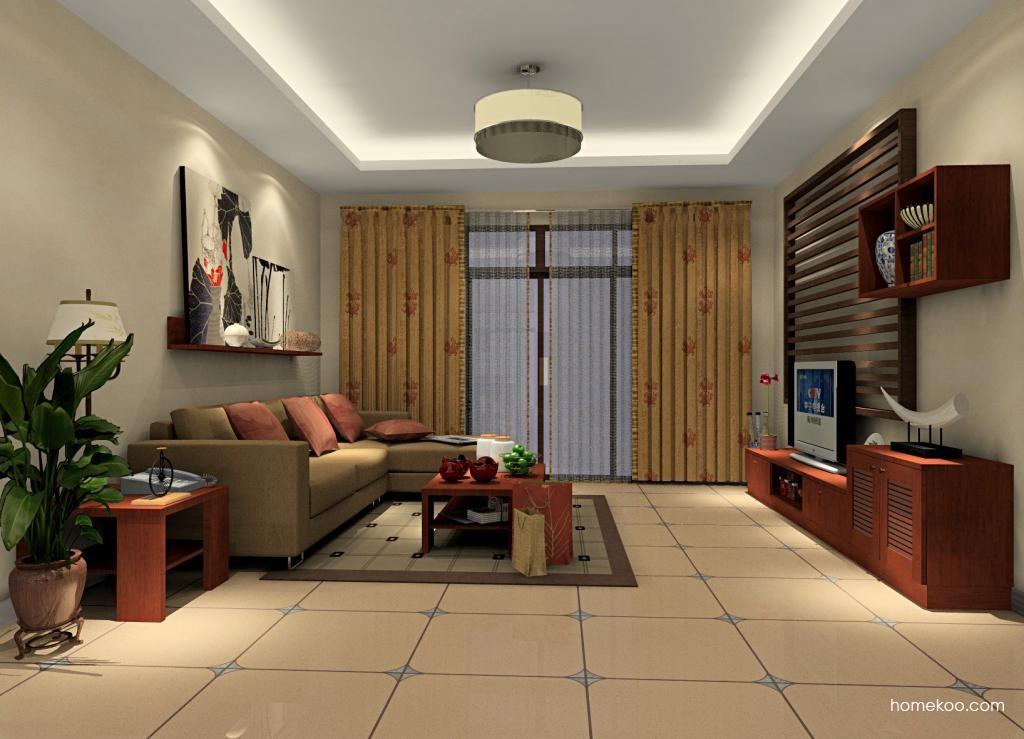 新中式主义客厅家具D1168