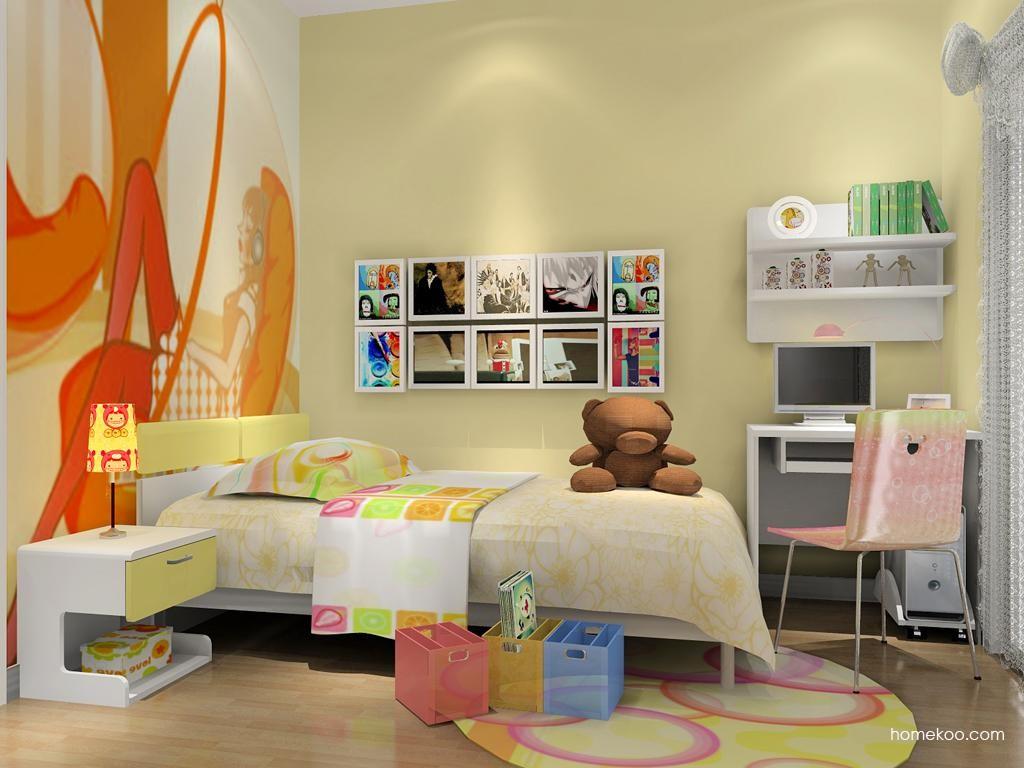 女孩的梦青少年房B6807
