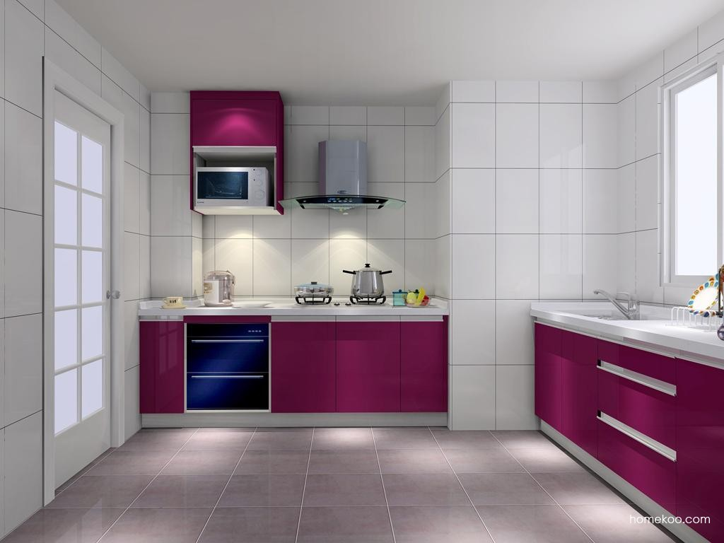 紫晶魅影橱柜F5384