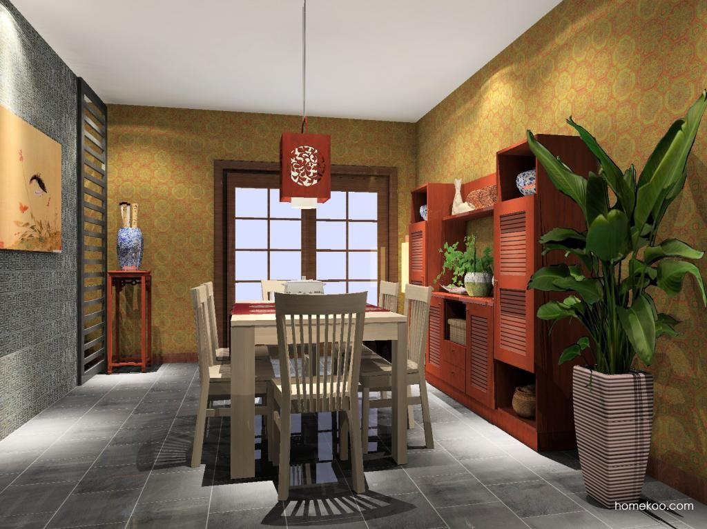 新中式主义客餐厅G6941