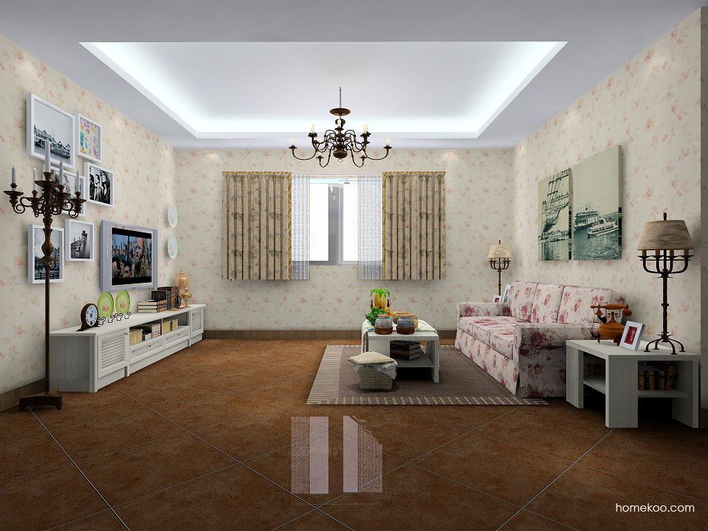 英伦印象客厅家具D1208