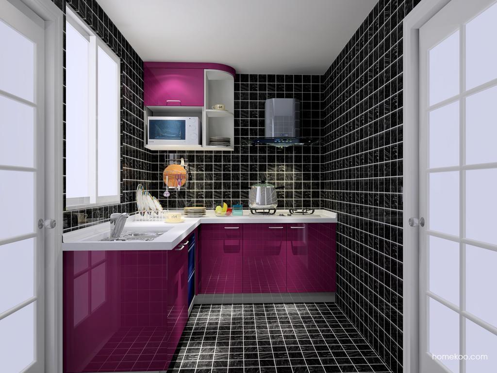 紫晶魅影橱柜F5408