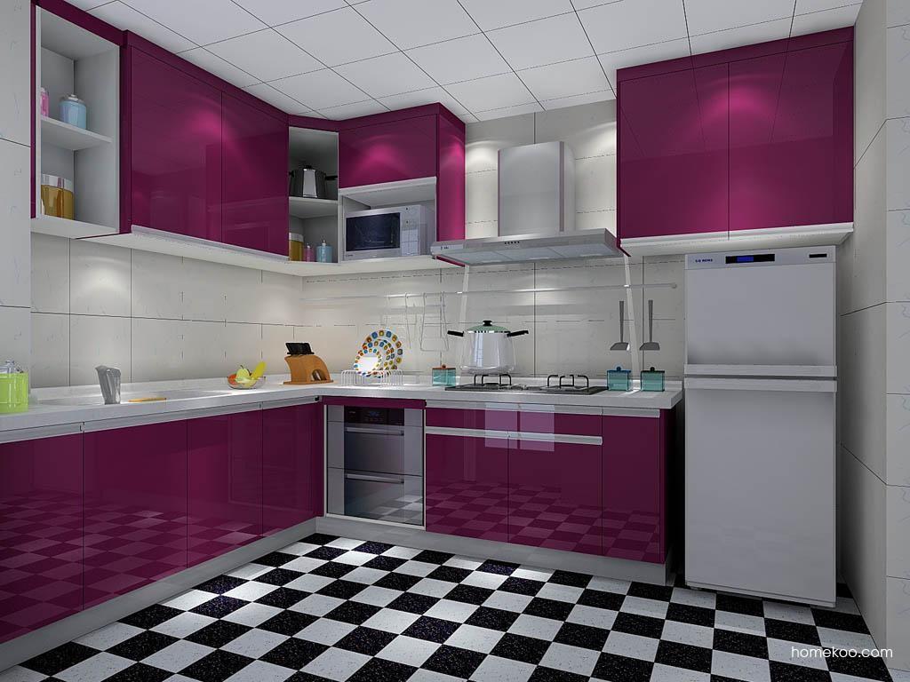 紫晶魅影橱柜F5426