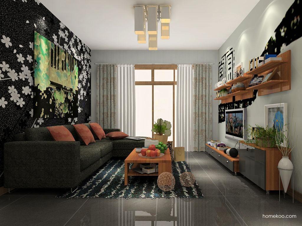 德国森林客厅家具D1211