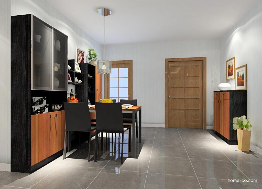 德国森林餐厅家具E1434