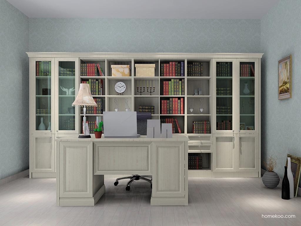 英伦印象书房家具C4071