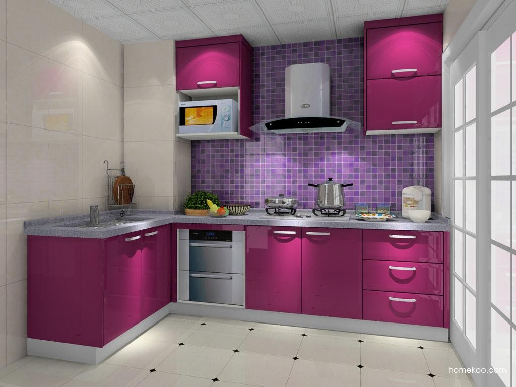 紫晶魅影橱柜F5440