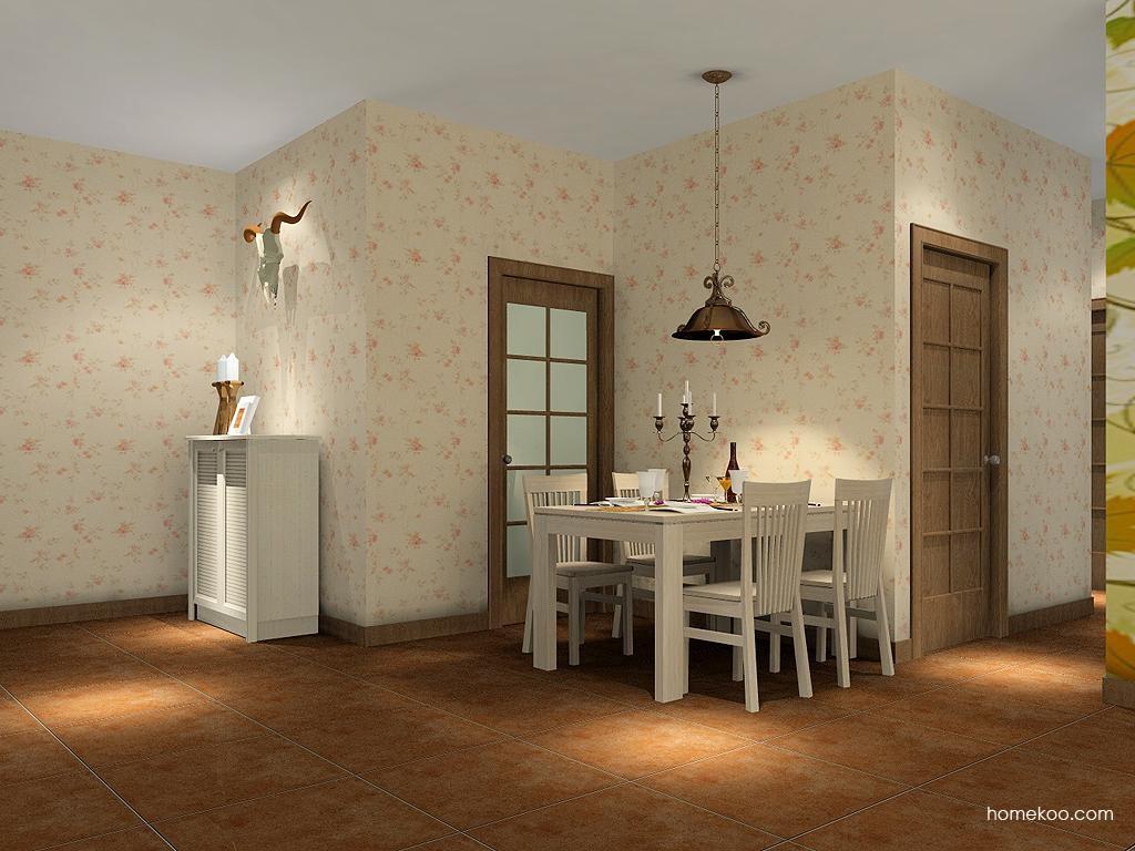 英伦印象餐厅家具E1448