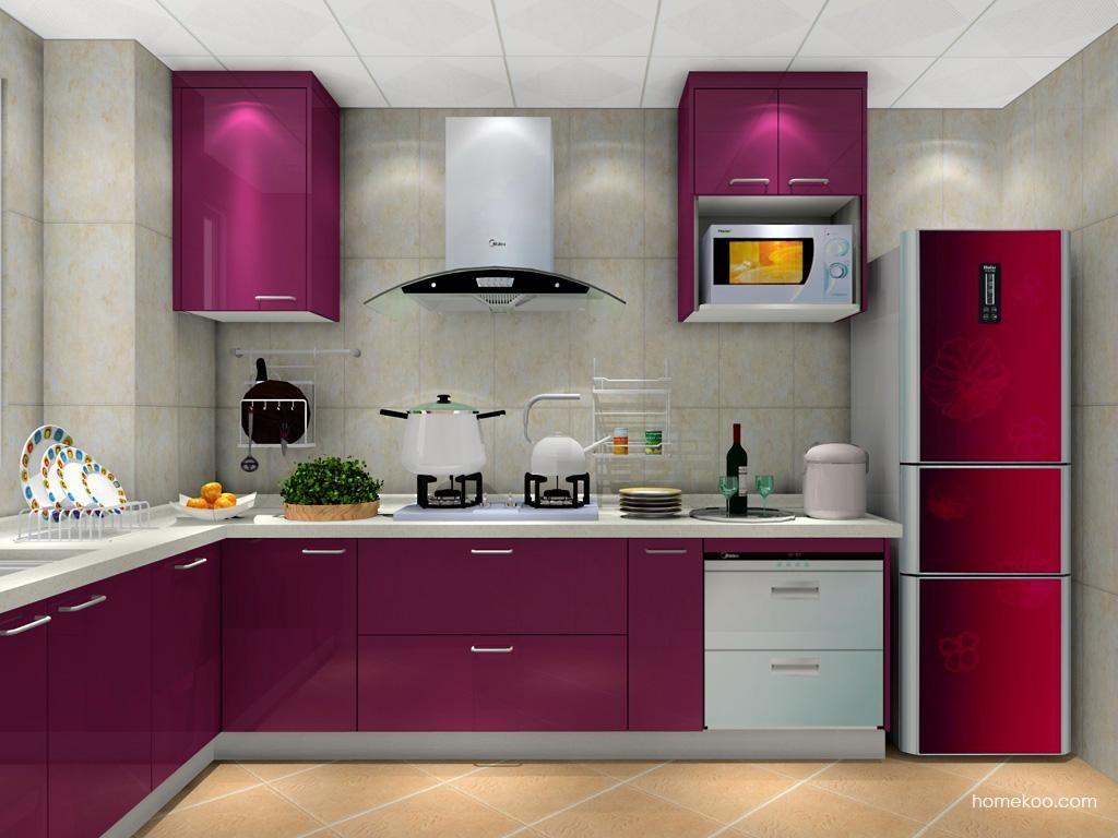紫晶魅影橱柜F5438