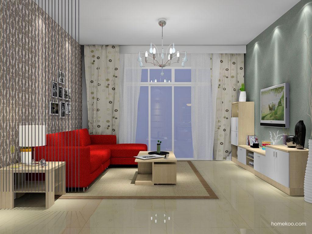 新实用主义客厅家具D1231