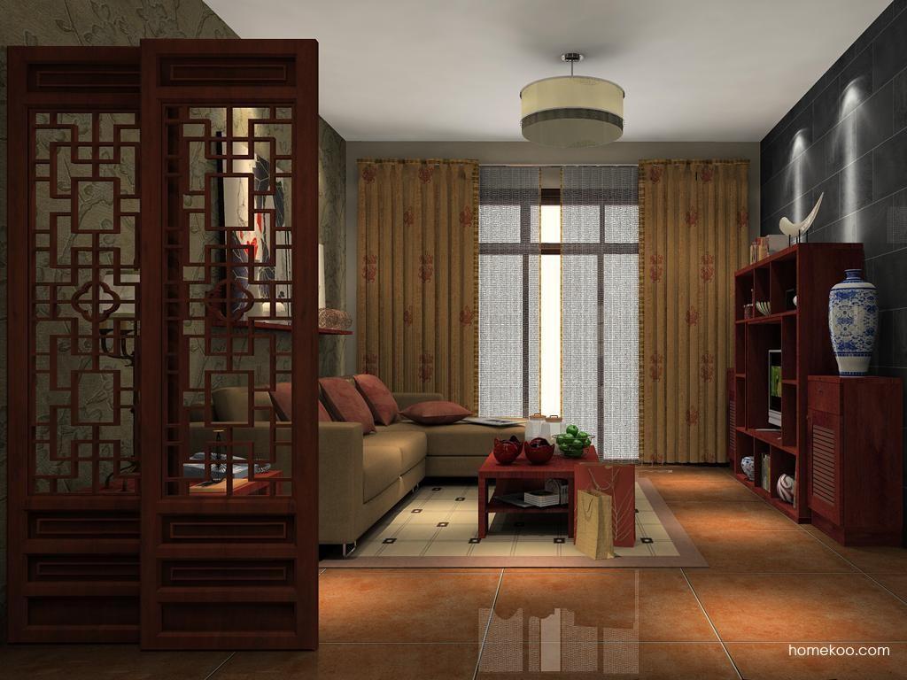 新中式主义客厅家具D1232