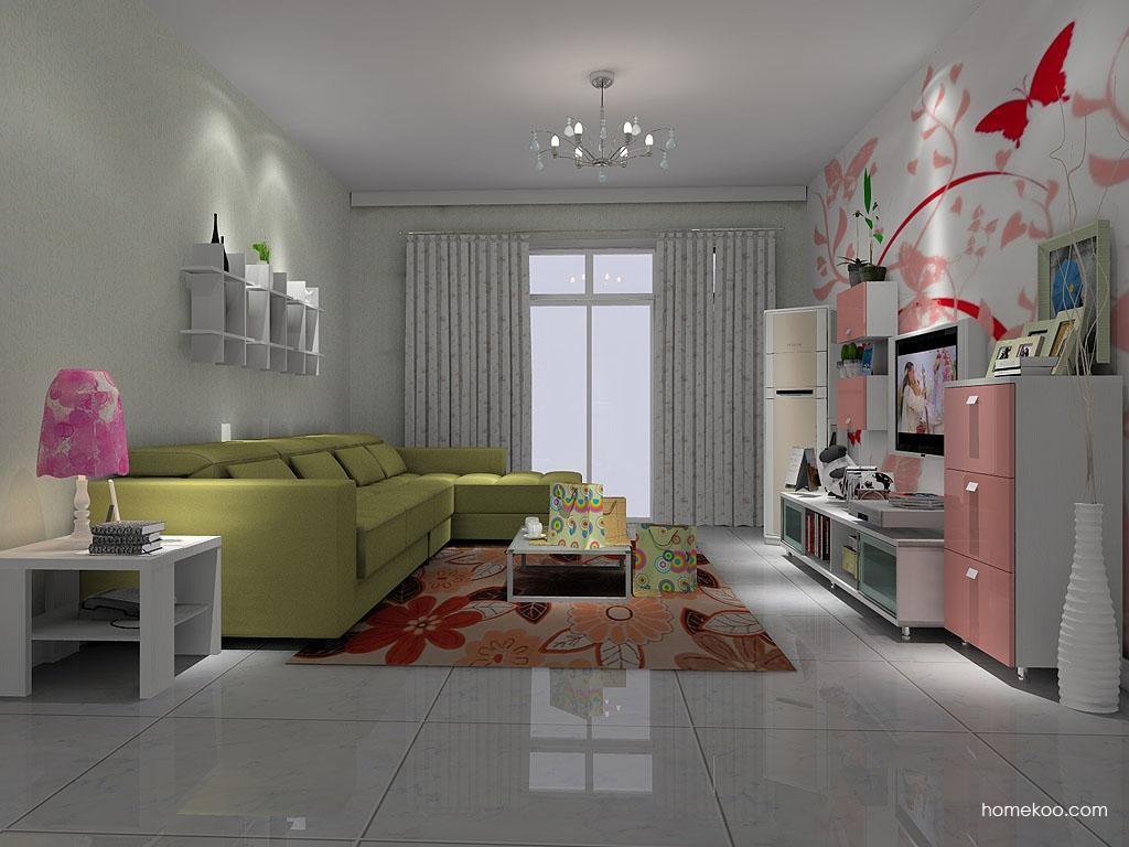 浪漫主义客厅家具D1236