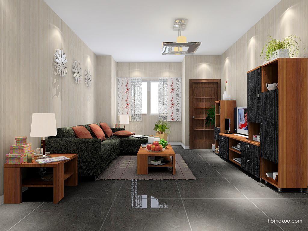 德国森林客厅家具D1226