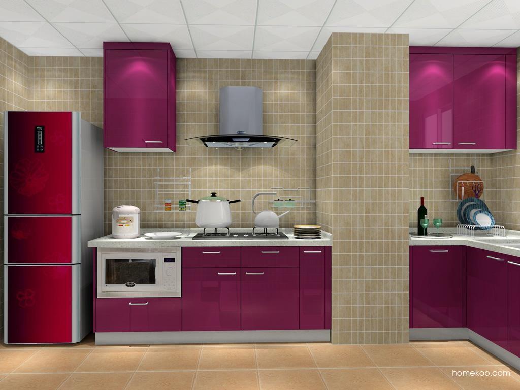 紫晶魅影橱柜F5509
