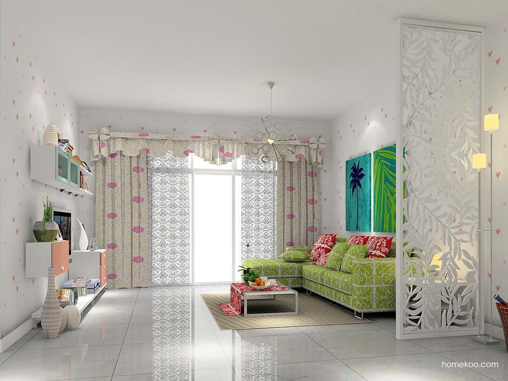 浪漫主义客厅家具D1243