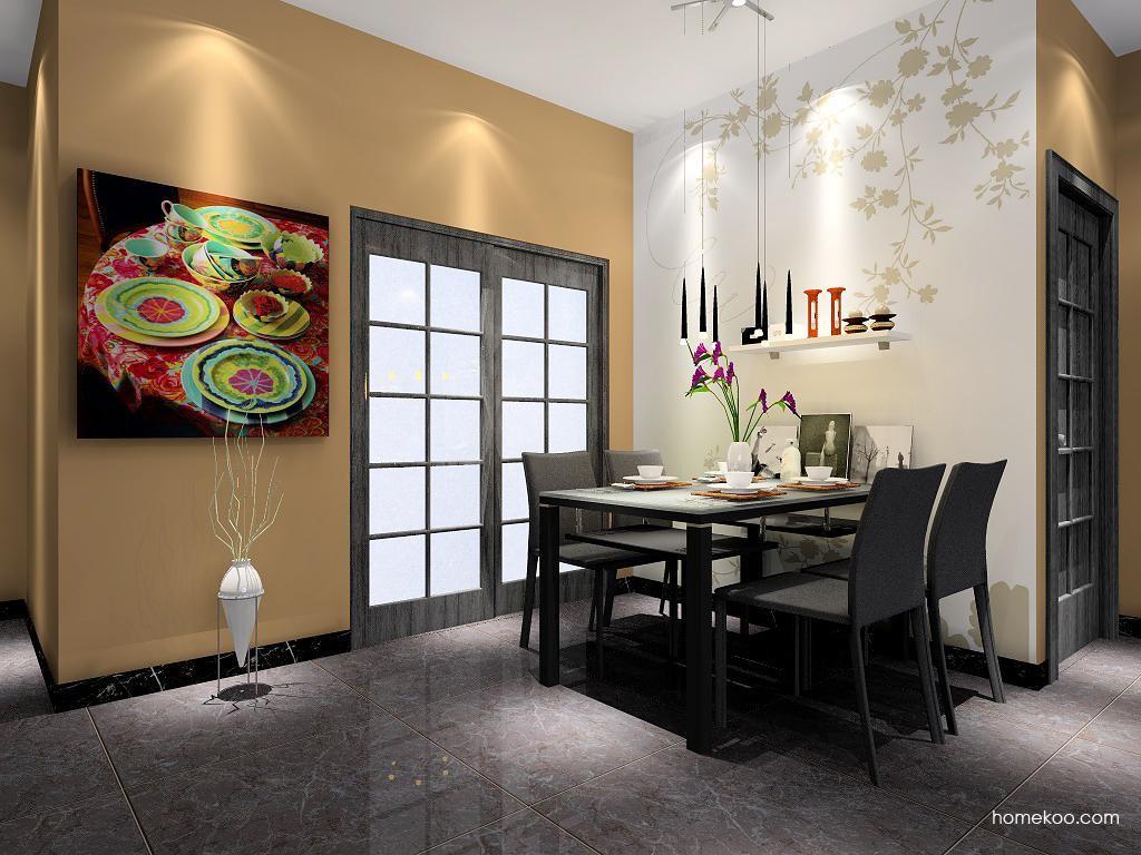 简约主义餐厅家具E1481