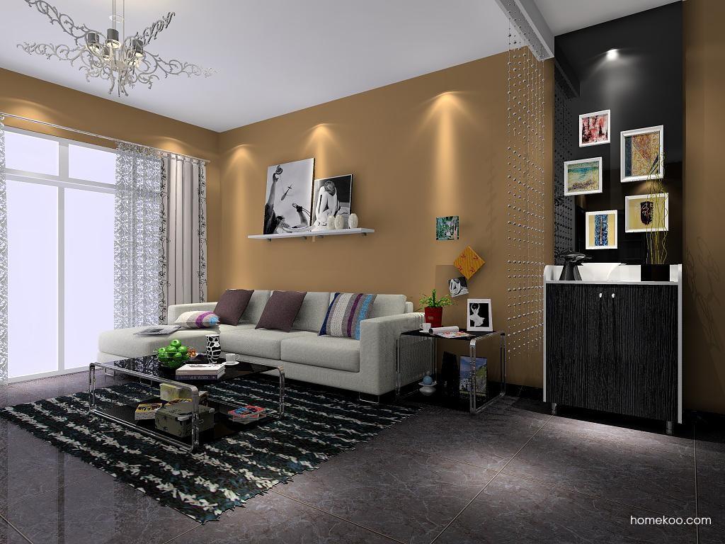 简约主义客厅家具D1253
