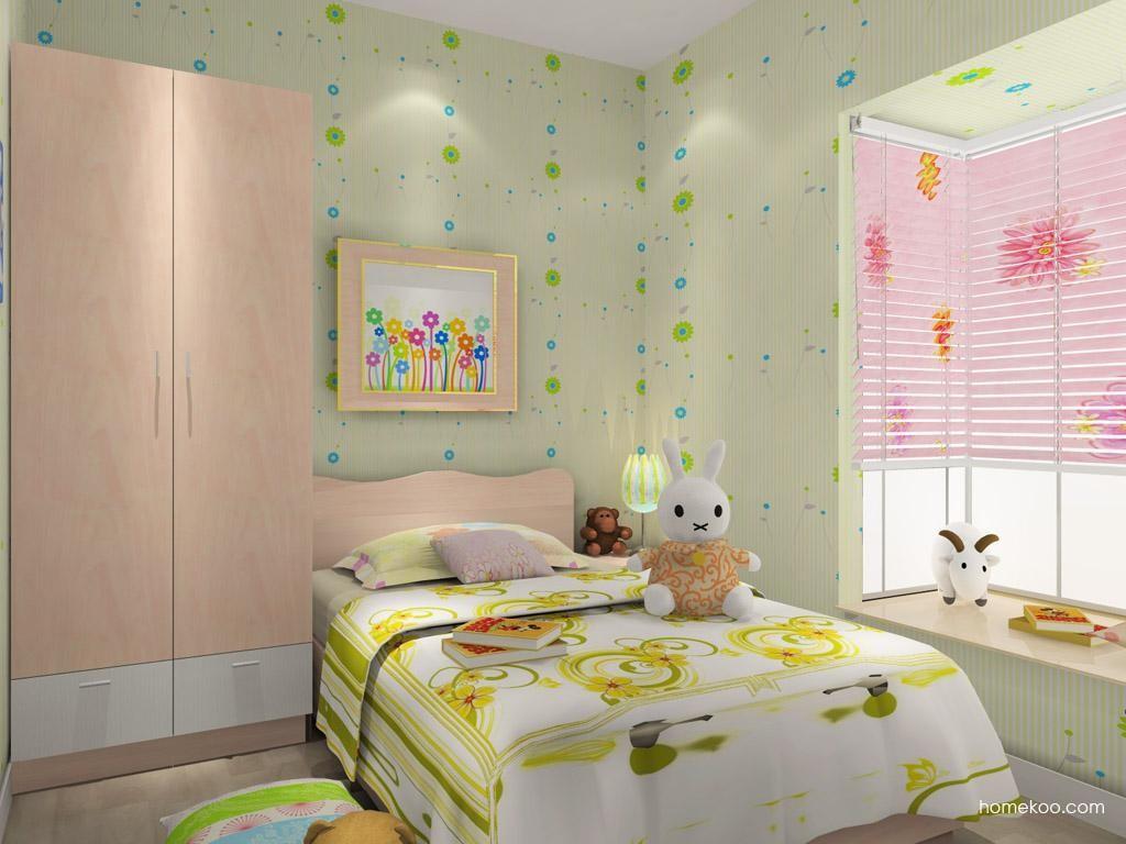 女孩的梦青少年房B6835