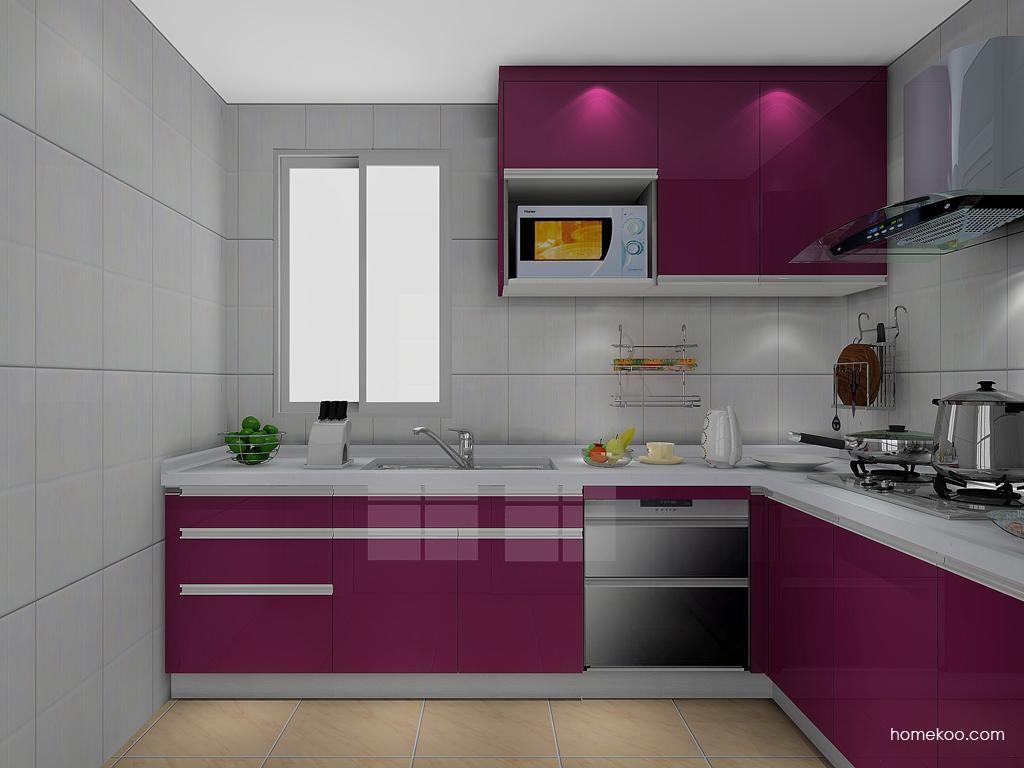紫晶魅影橱柜F6857
