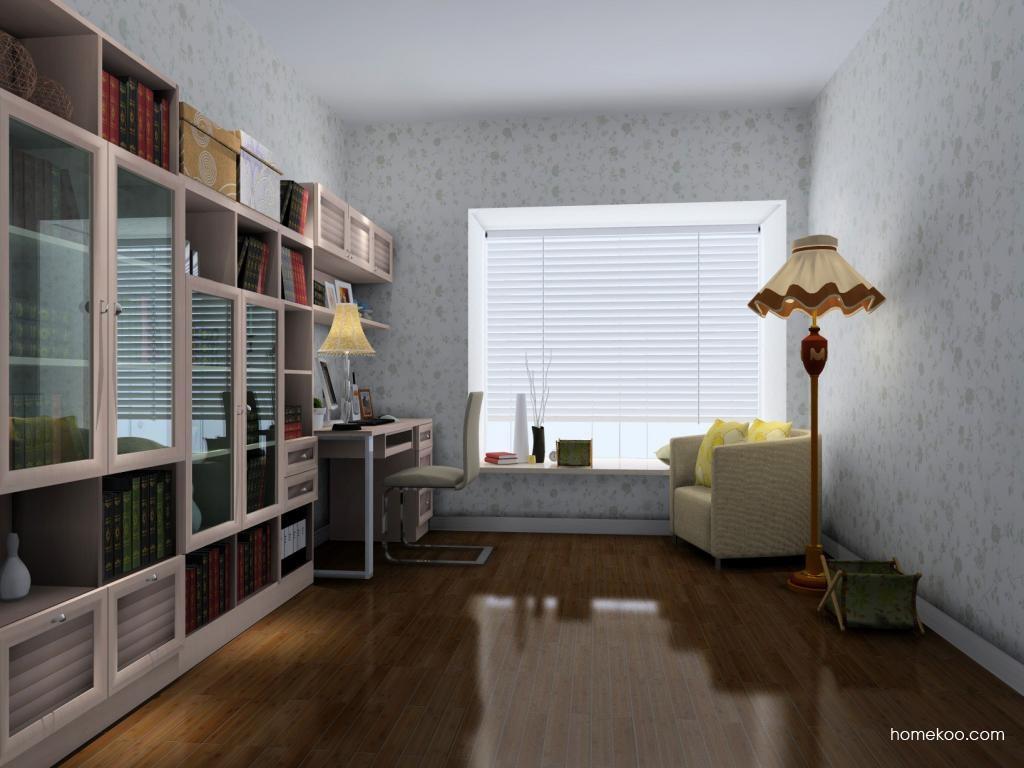北欧阳光书房家具C4125