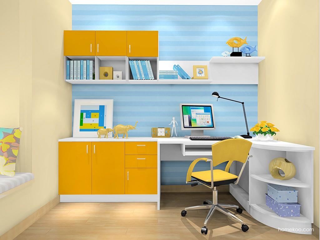新实用主义书房家具C4132