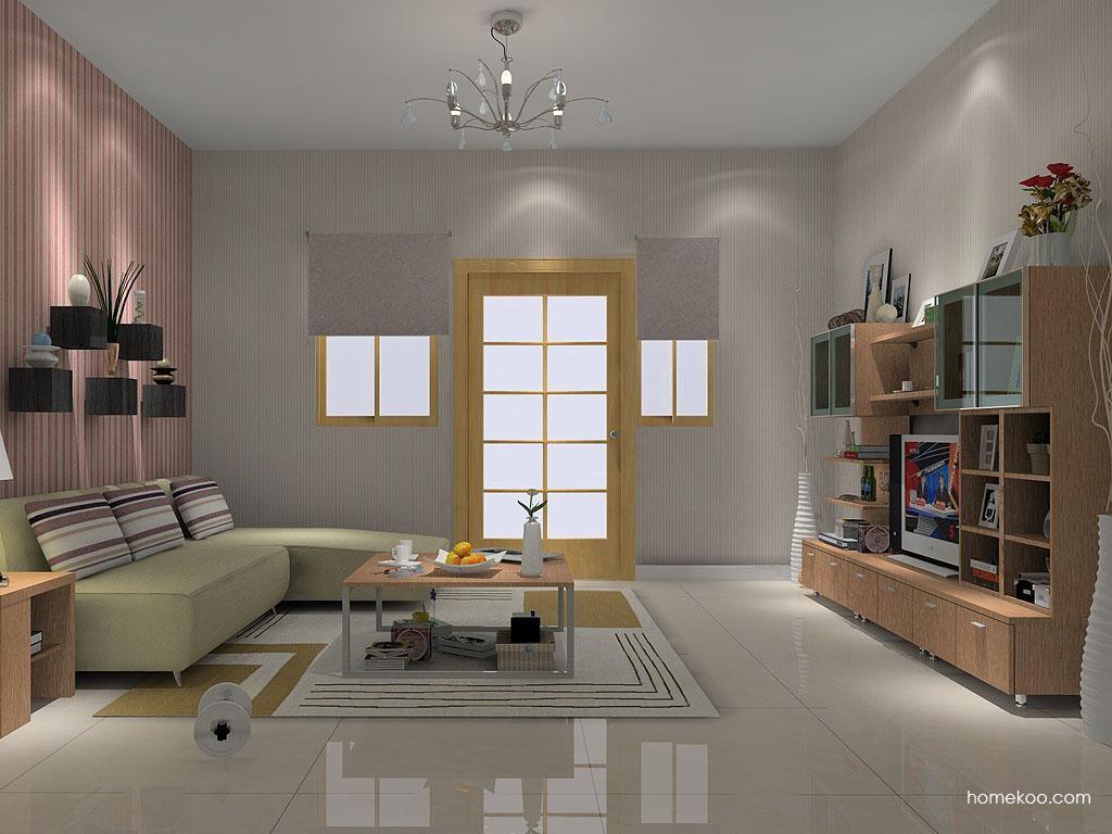 新实用主义客厅家具D1284