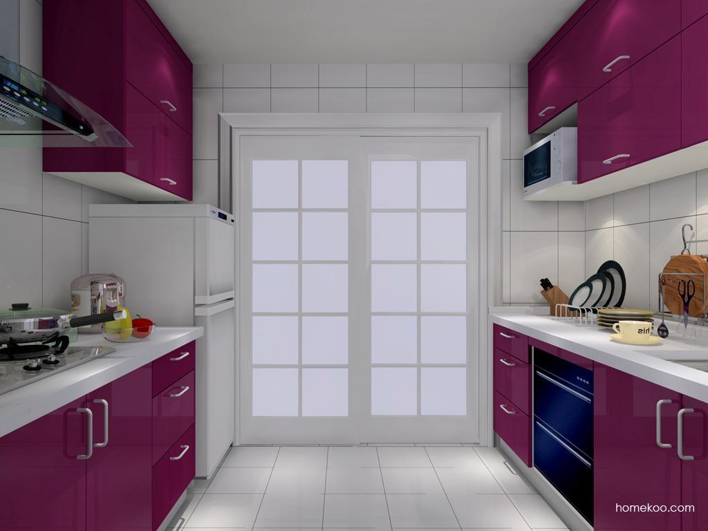 紫晶魅影橱柜F6876